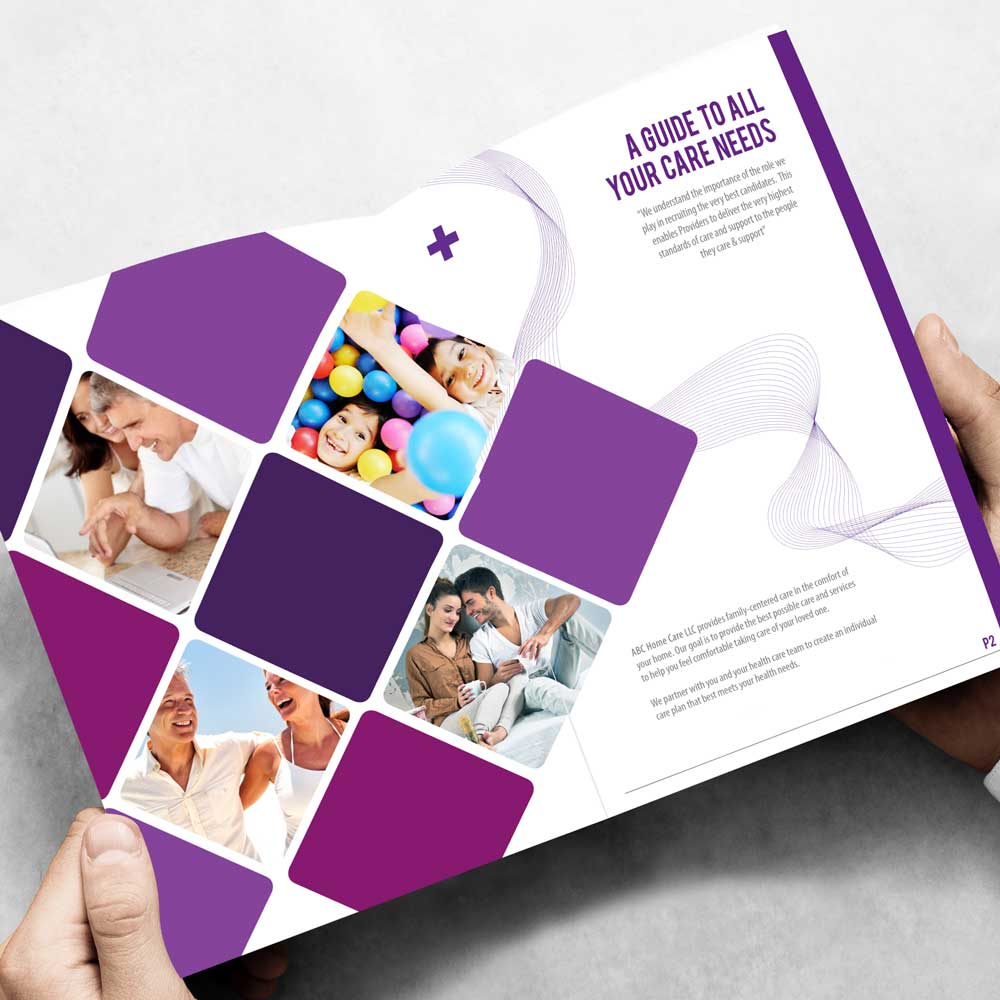Brochure Design Ayrshire
